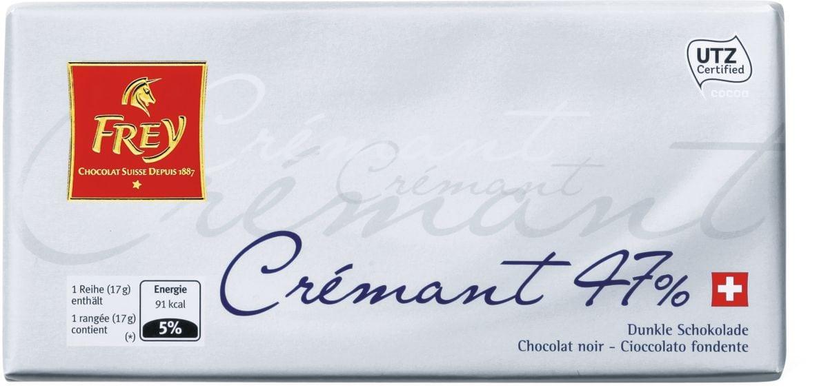 Crémant 47% Chocolat noir
