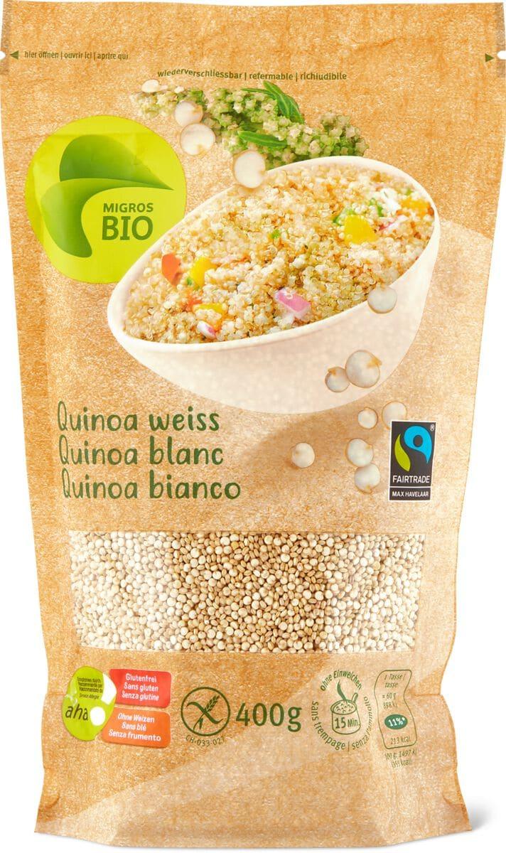 Bio aha! Max Hav Quinoa weiss