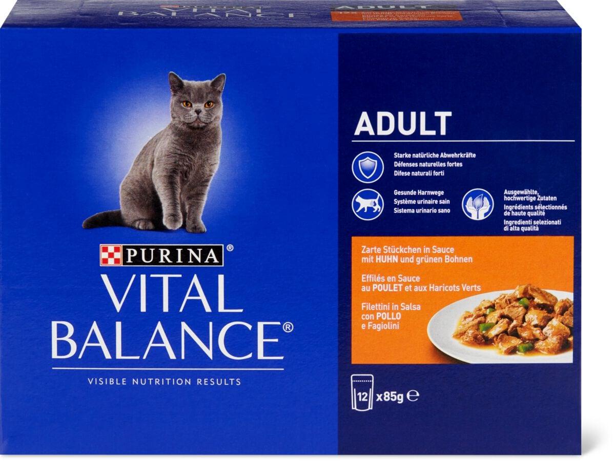 Vital Balance Adult Huhn in Sauce
