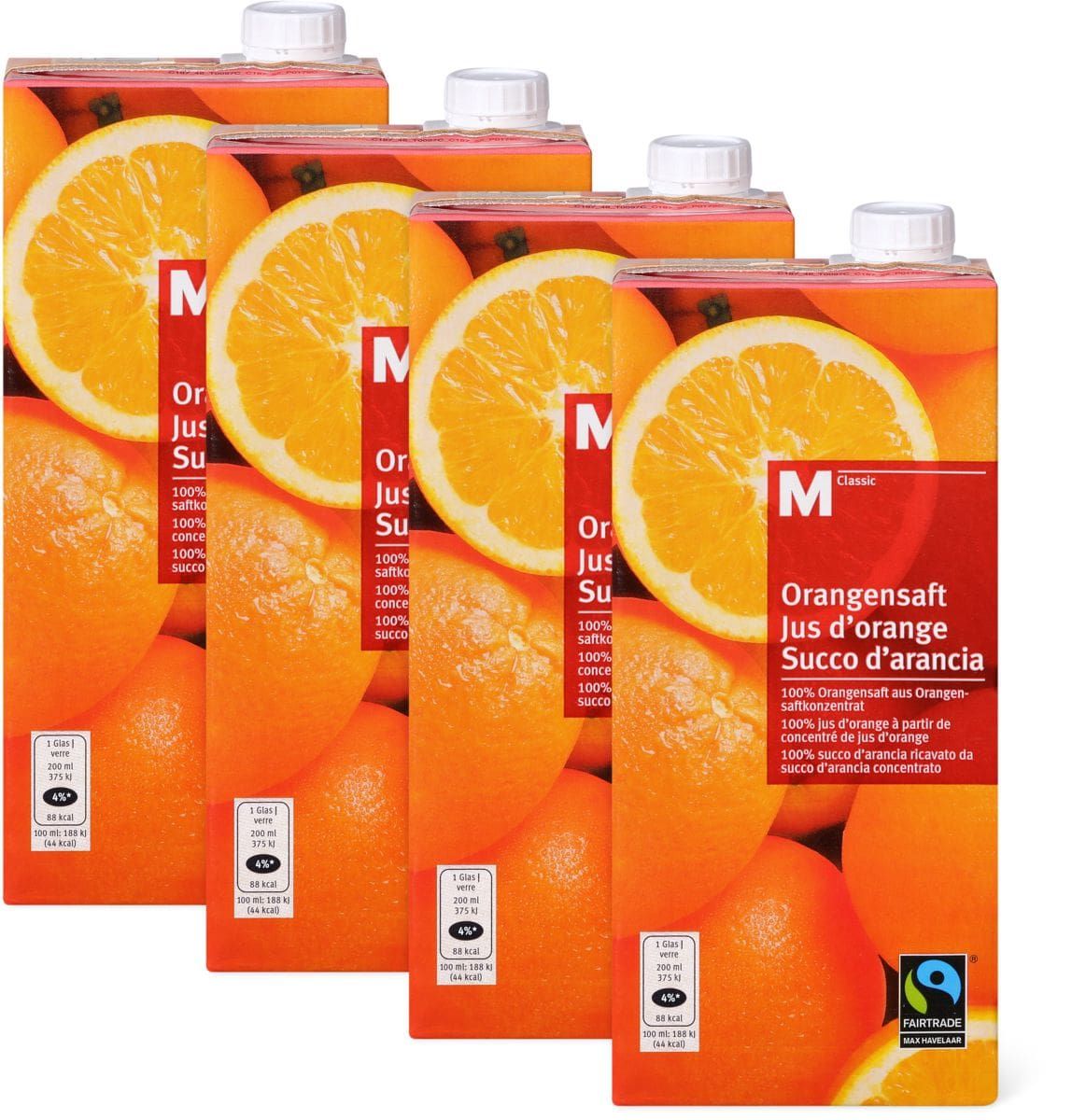 M-Classic Max Hav Jus d'orange