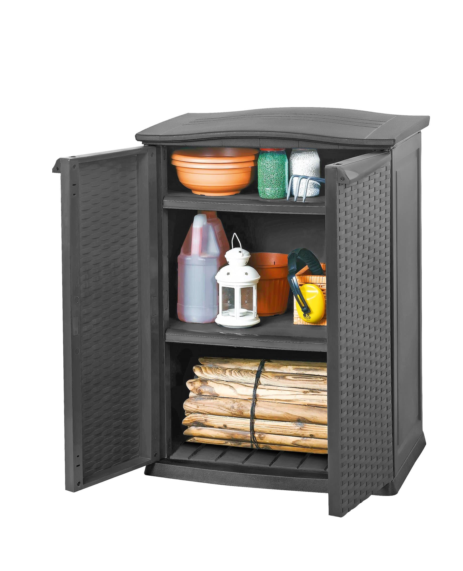 keter armoire outils basse migros. Black Bedroom Furniture Sets. Home Design Ideas