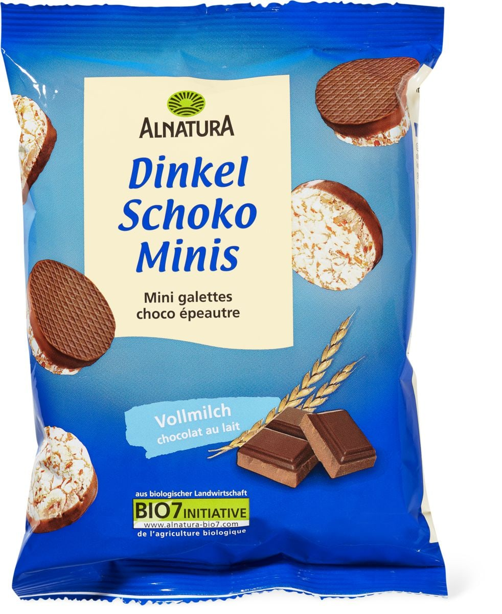 Alnatura Dinkel Schoko Minis
