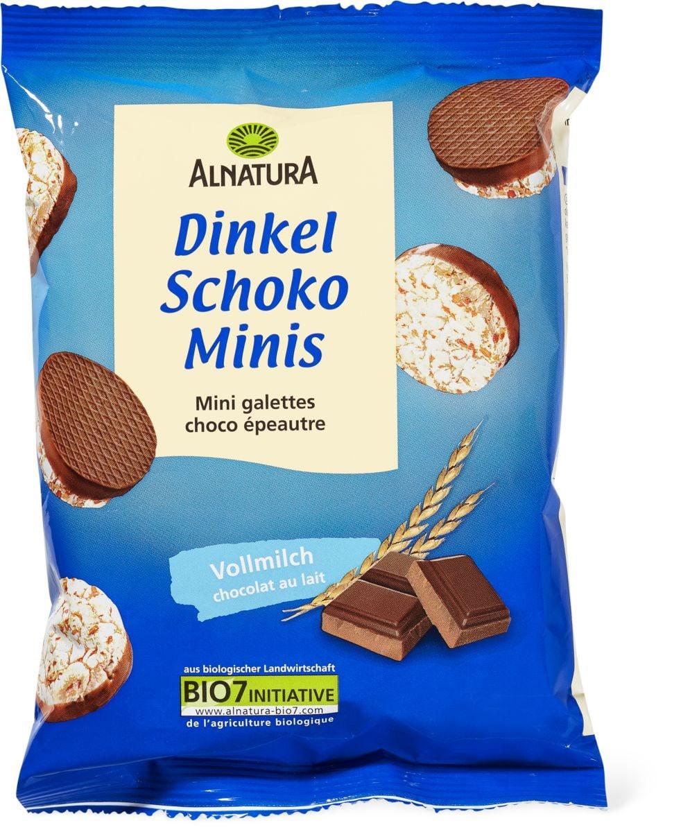 Alnatura Mini galette ciocco.