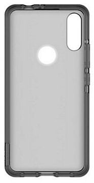 Wiko Back Cover Advanced Case Frosty Smoked Hülle