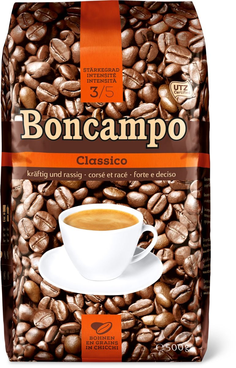 Boncampo Bohnen 500g