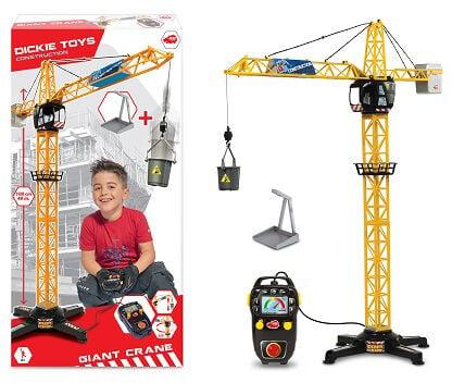 Dickie Toys Dickie Toys Riesenkran Ferngesteuerte Spielwaren