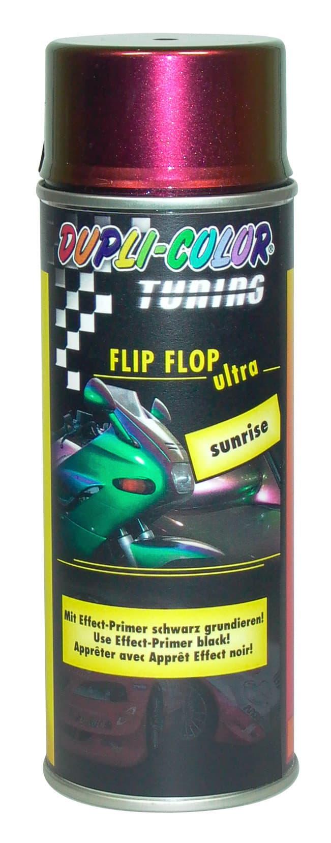 Dupli-Color Flip Flop sunrise 150 ml Peinture aérosol