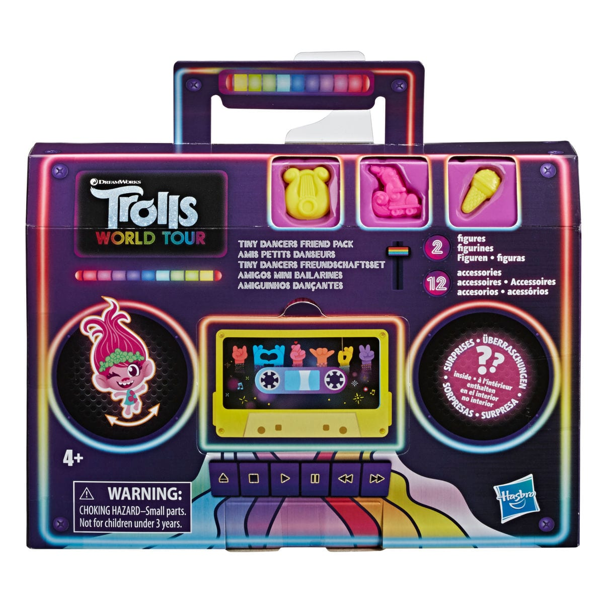 Trolls Dancers Friend Pack Spielfigur