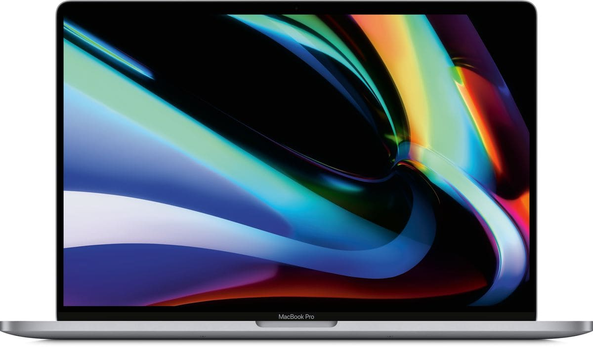 Apple CTO MacBook Pro 16 TouchBar 2.6GHz i7 32GB 512GB SSD 5300M-4 space gray
