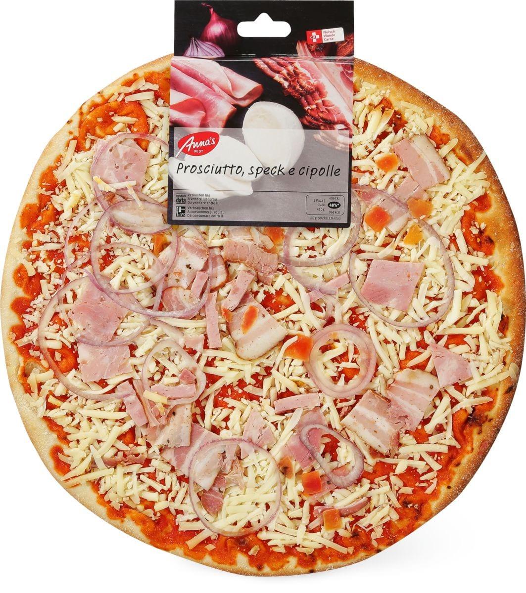 Anna's Best Pizza Prosciutto e speck