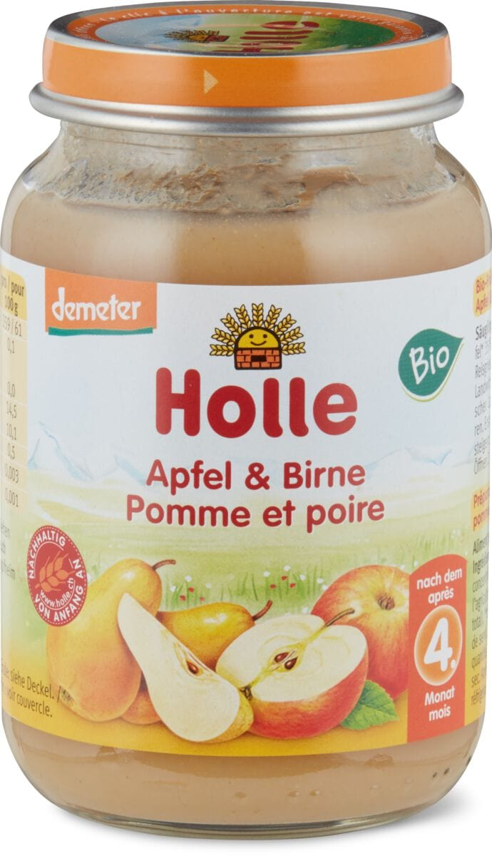 Apfel & Birne