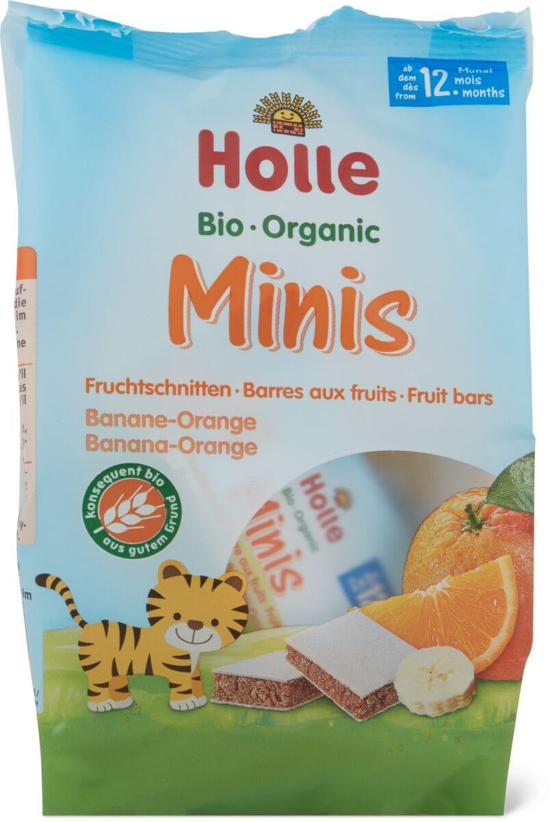 minis bio banana-arancio