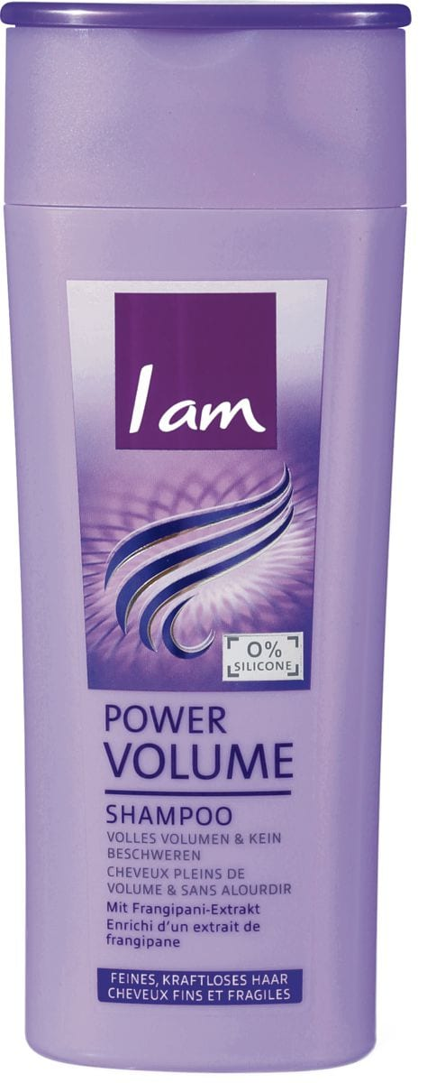 I am Power Volume Shampooing
