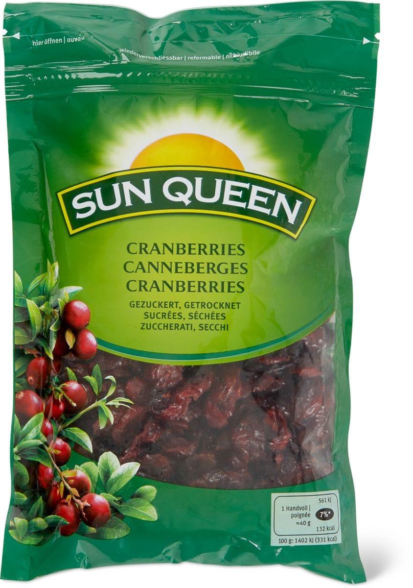 Sun Queen Cranberries
