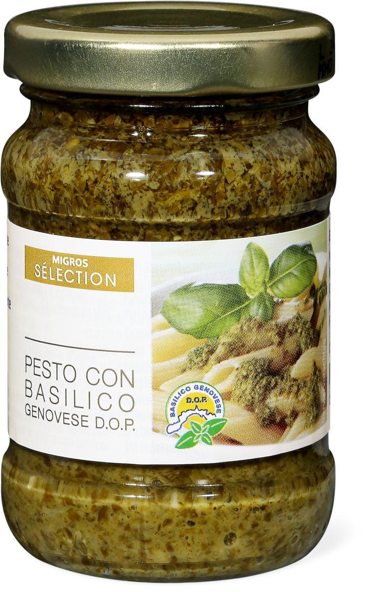 Sélection Pesto Genovese D.O.P