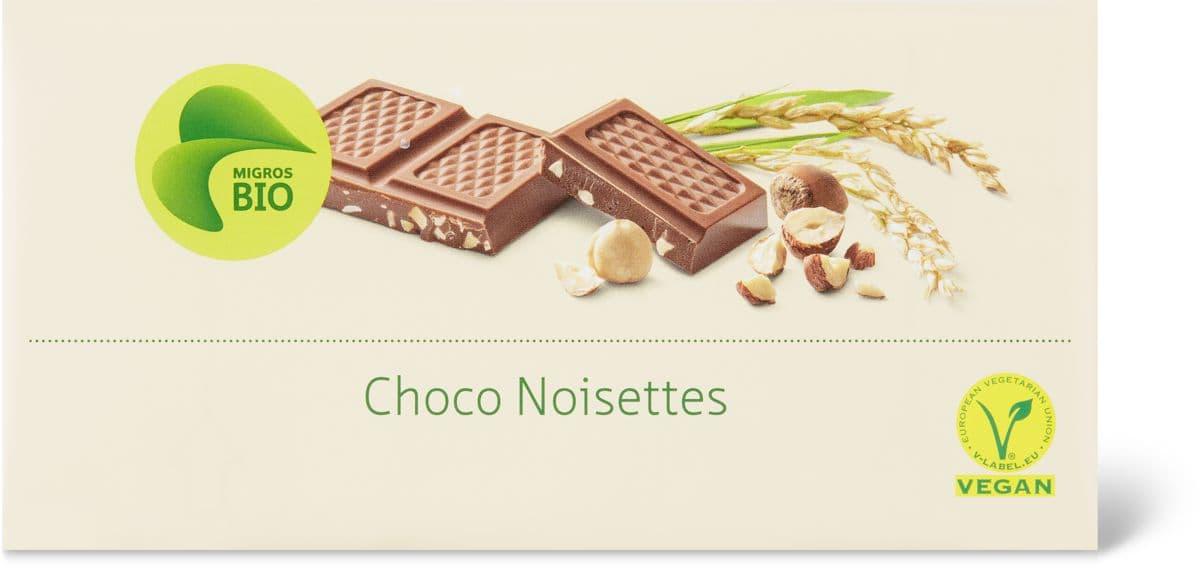 Bio Choco noisettes