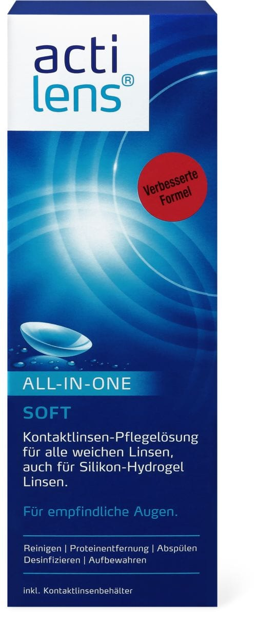 Actilens All-in-one Soft