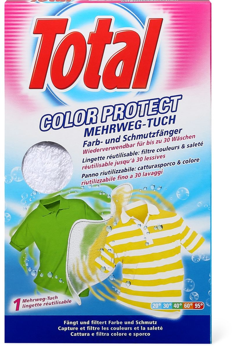 Total Color Protect Lingette réut.