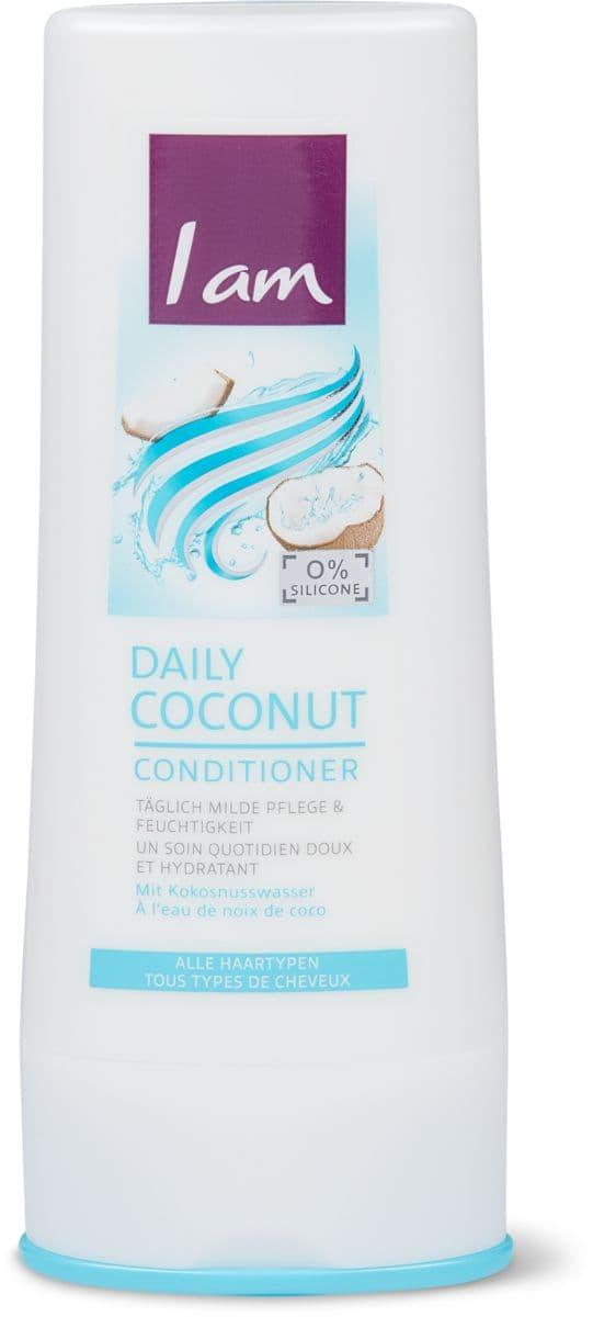 I am Daily Coconut Après-shampooing