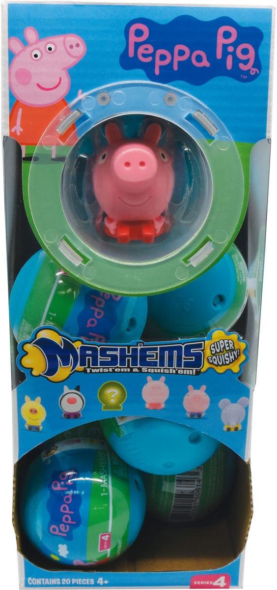 Mash'ems Peppa Pig 1 Suprise Bag Spielfigur