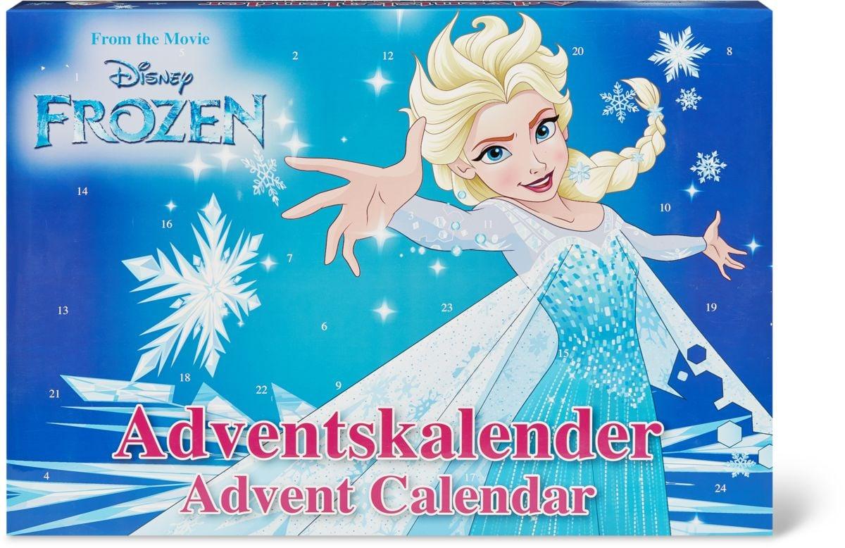 Calendrier de l'Avent Frozen