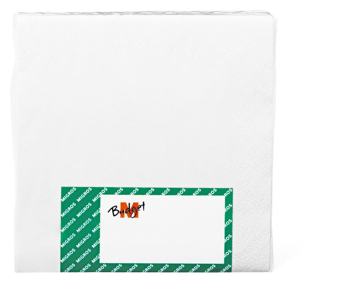 M-Budget Serviettes en papier M-BUDGET