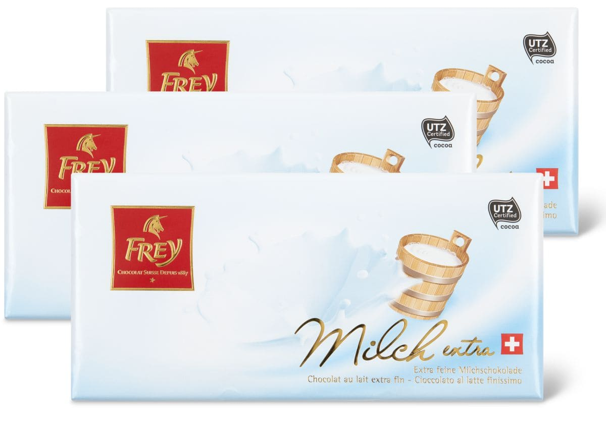 Lait extra fin