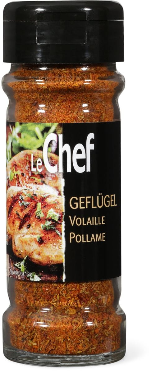 LeChef Volaille