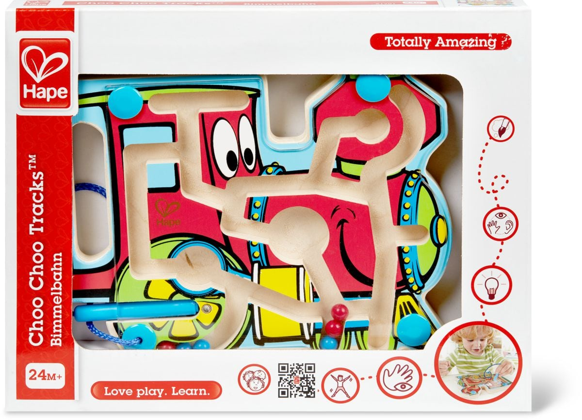 Hape Trenino Choo Choo (FSC®) Set di giocattoli