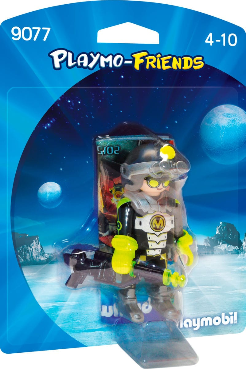 Playmobil Playmo-Friends Spia spaziale 9077