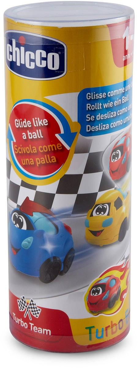 Turbo Ball 3-er Set Spielfahrzeug