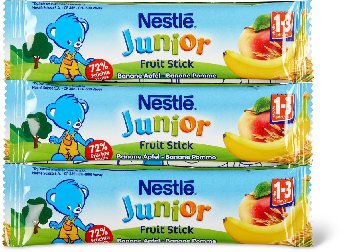 Nestlé Junior Fruit Stick