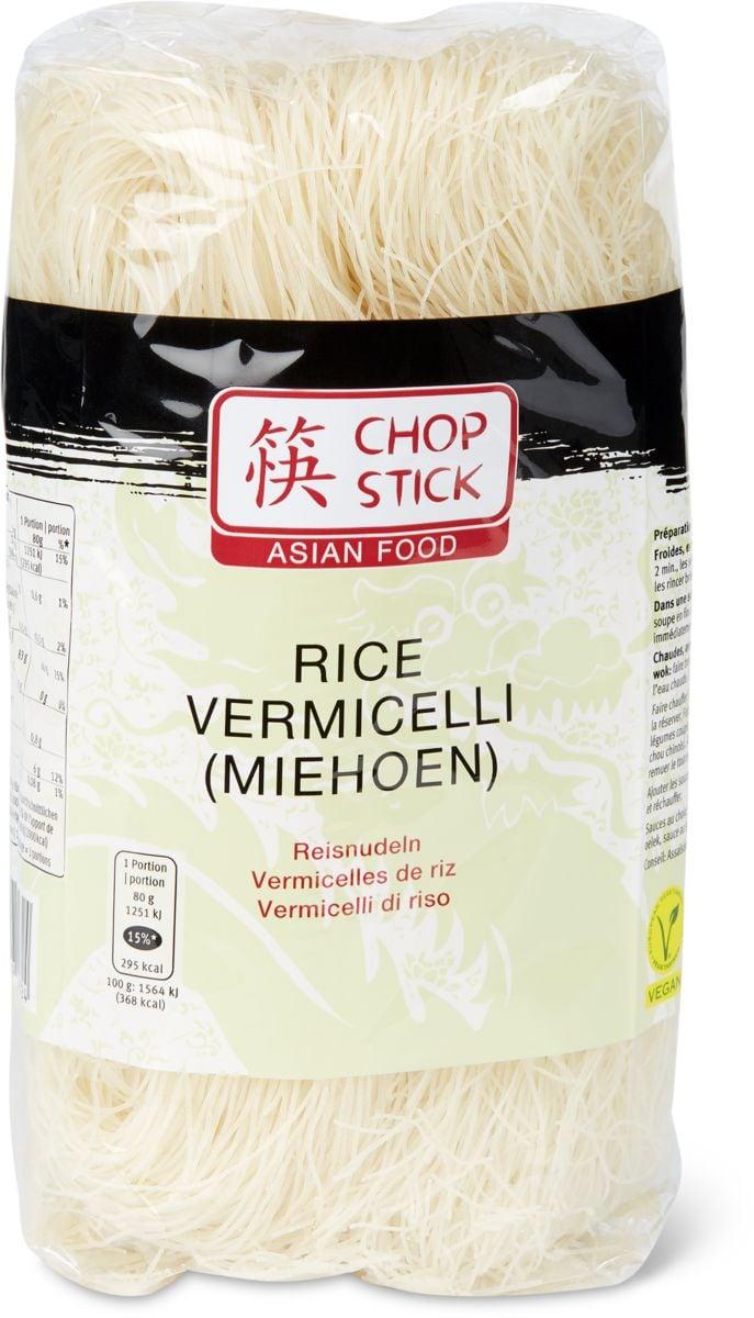 Chop Stick Vermicelles de riz