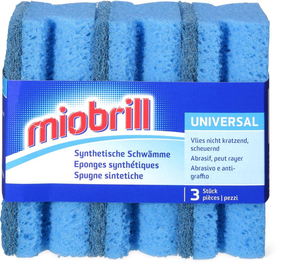 Miobrill Universal spugne sintetica