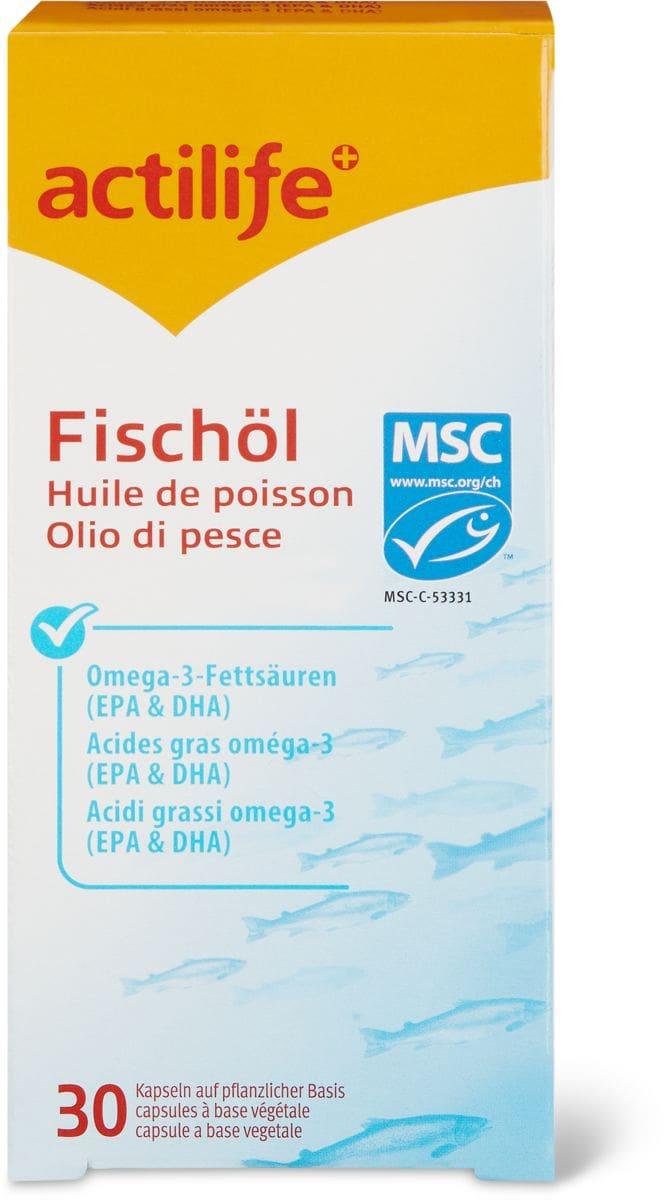 Actilife MSC Fischöl