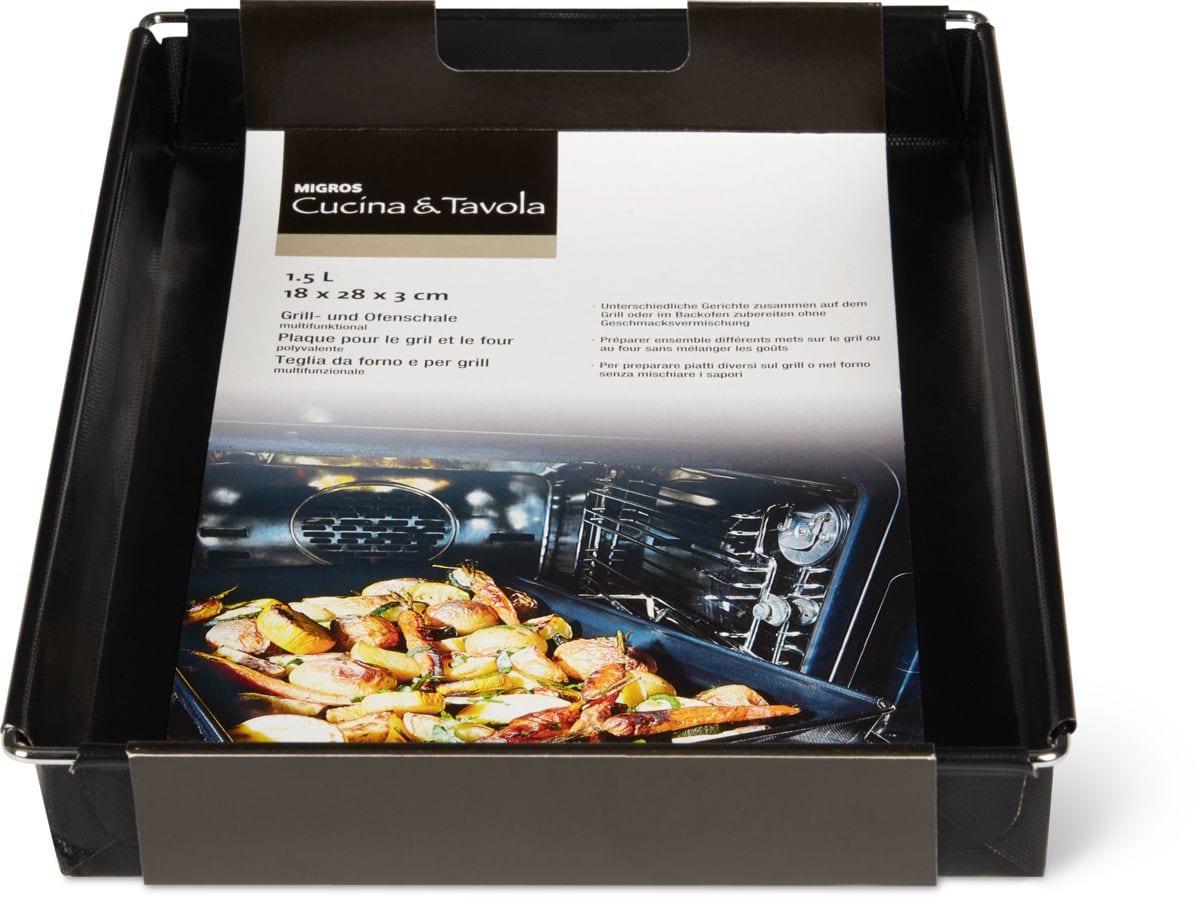 Cucina & Tavola Vaschette da griglia PTFE