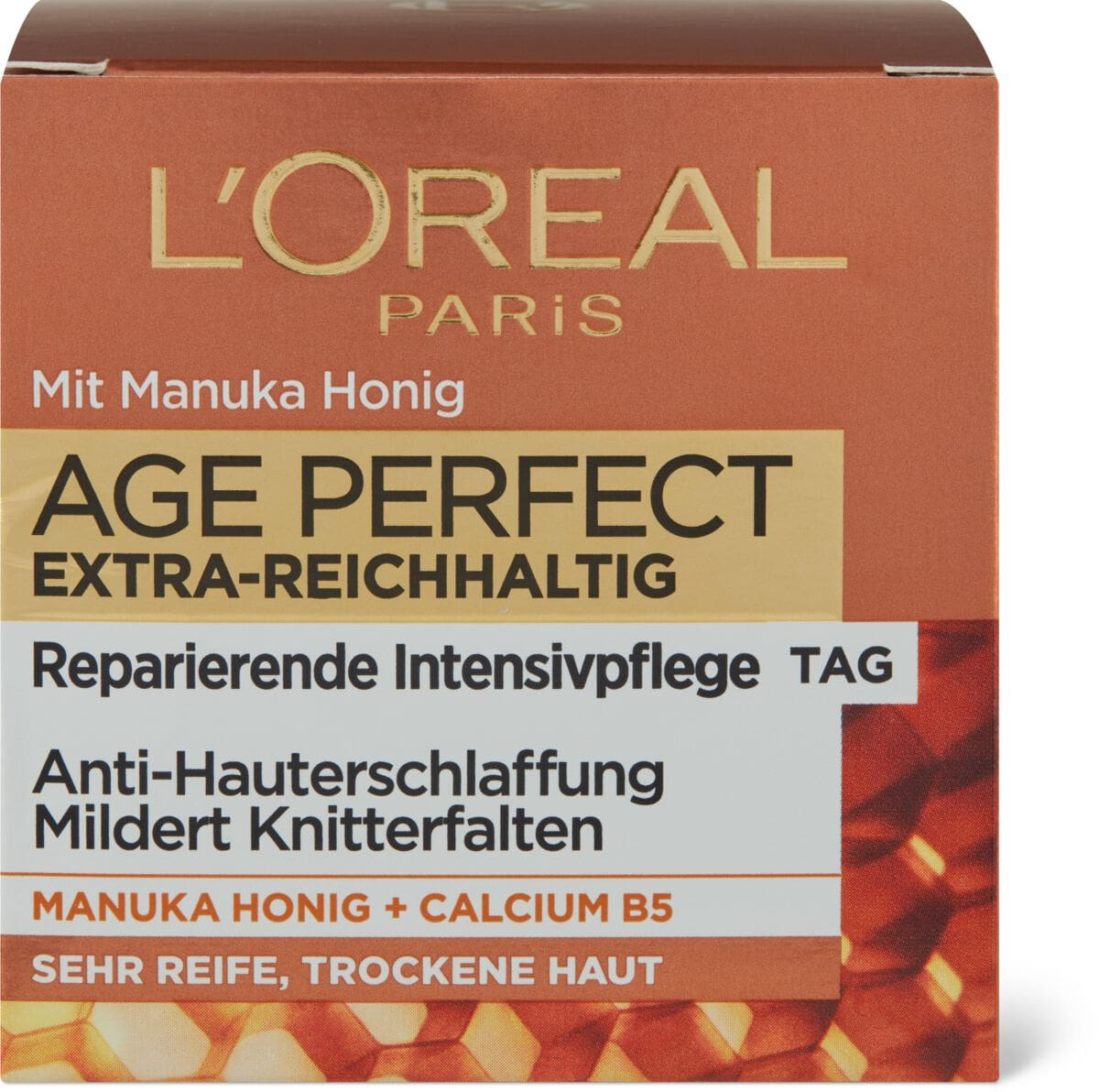 L'Oréal Age Re Perfect Tag