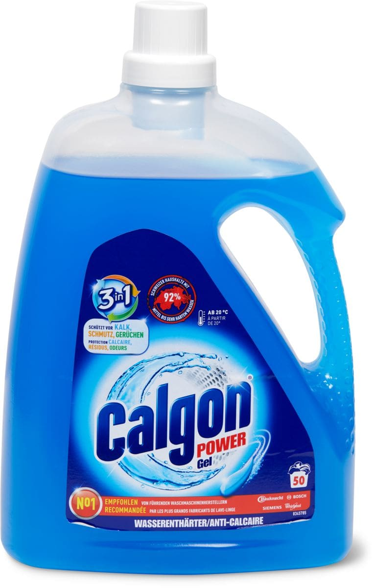 Calgon Wasserenthärter Gel
