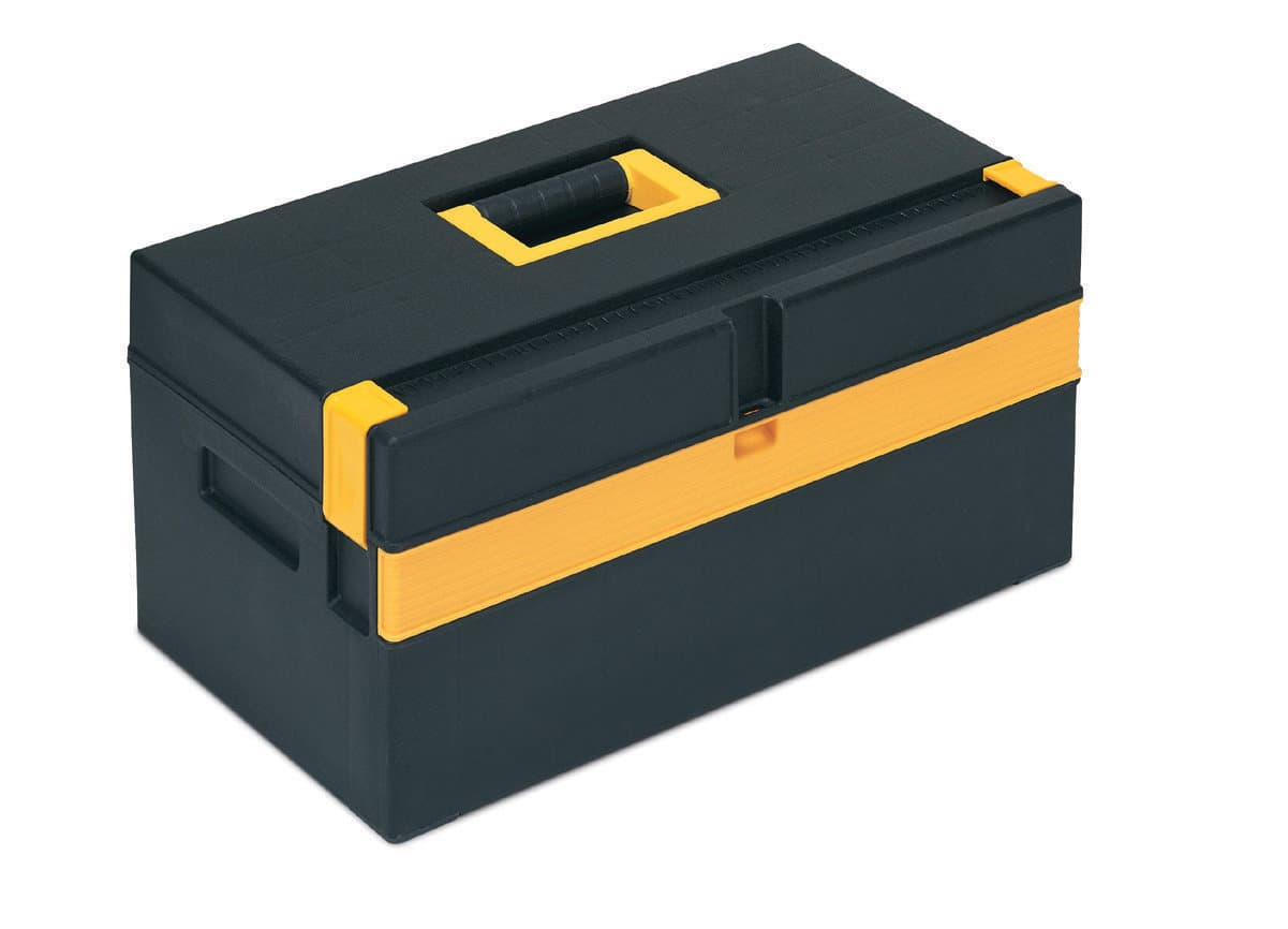 alutec werkzeugkoffer compact 16 migros. Black Bedroom Furniture Sets. Home Design Ideas