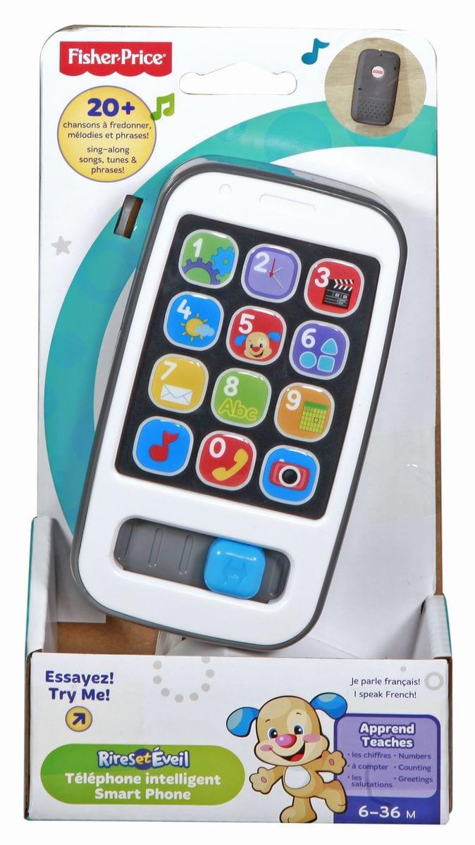 Fisher-Price Smart téléphone Giochi educativi