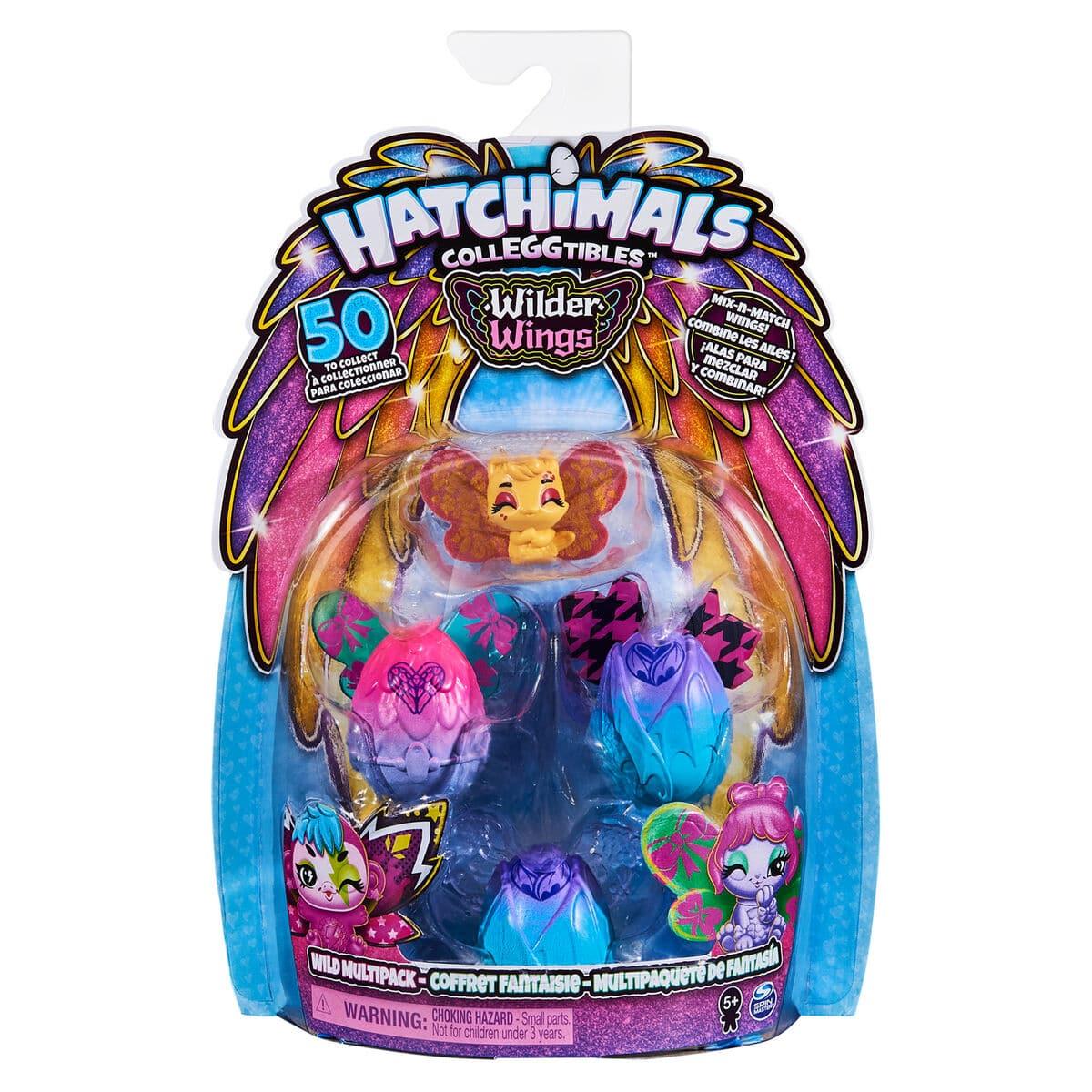Spin Master Hatchimal Collect. Multipack Season 9 Spielfigur
