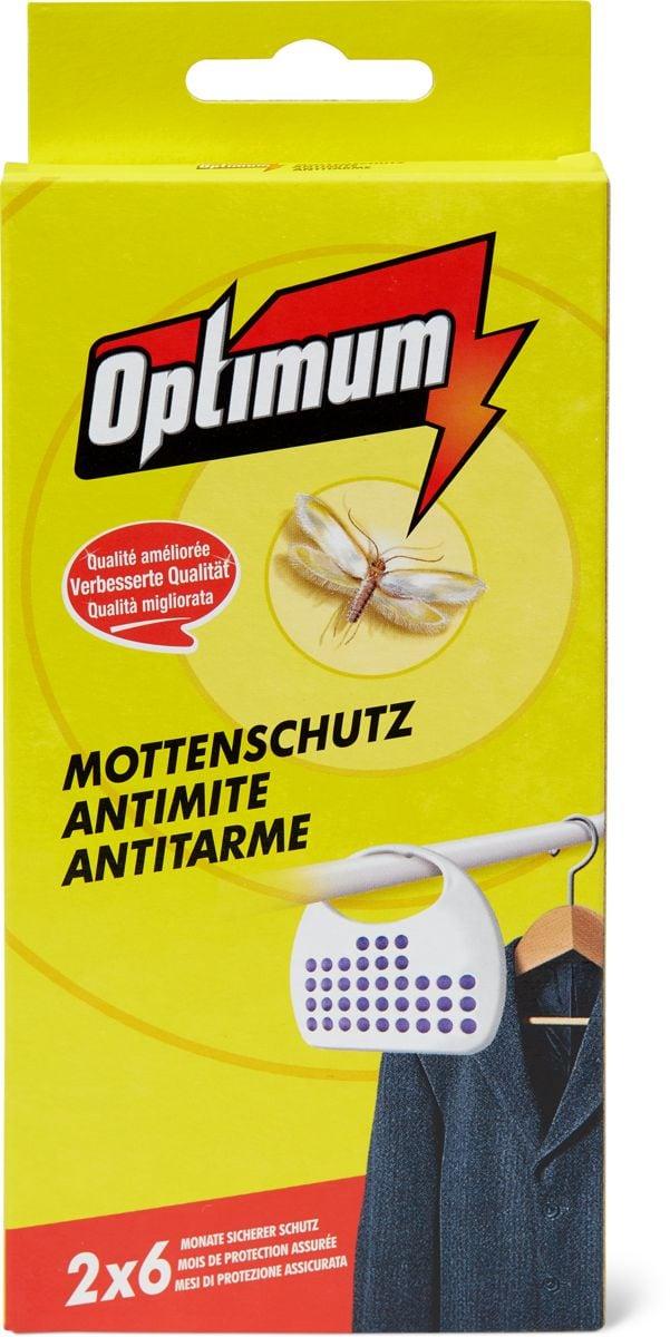 Optimum Antimite