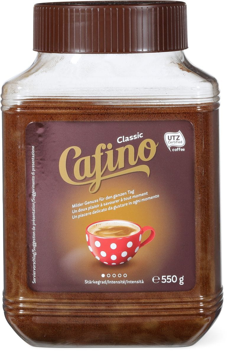 Cafino Classic instant boite 550g