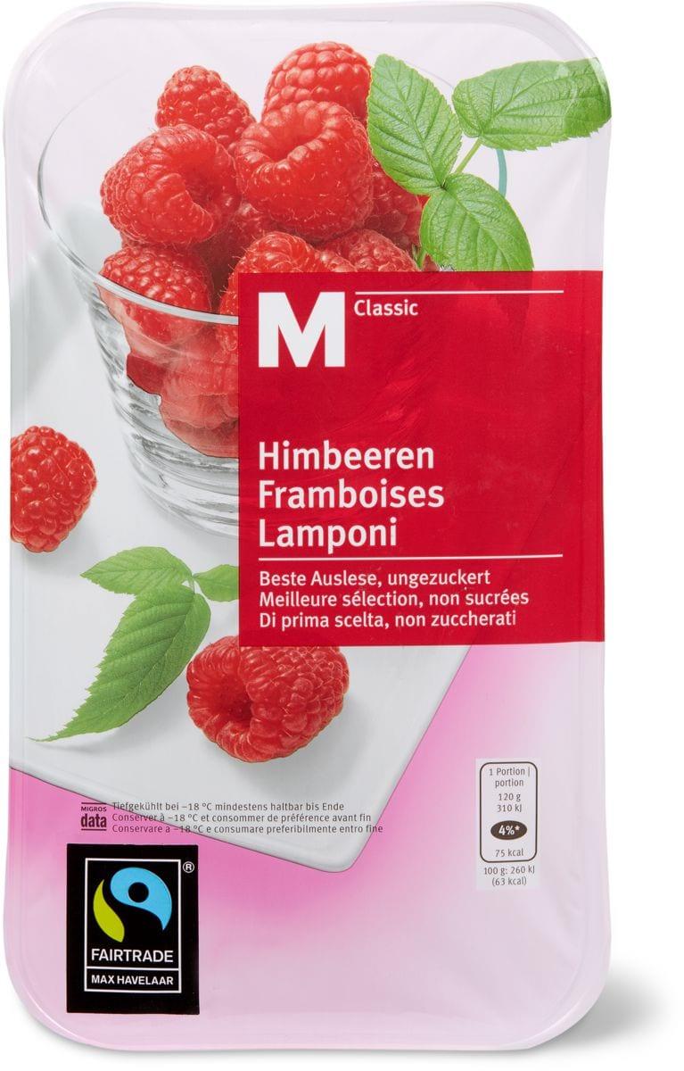 M-Classic Max Hav Lamponi