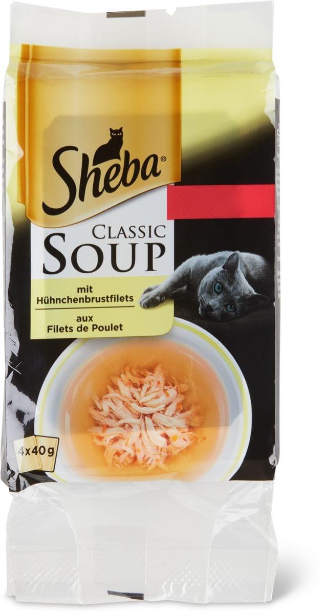 Sheba soup Pollo