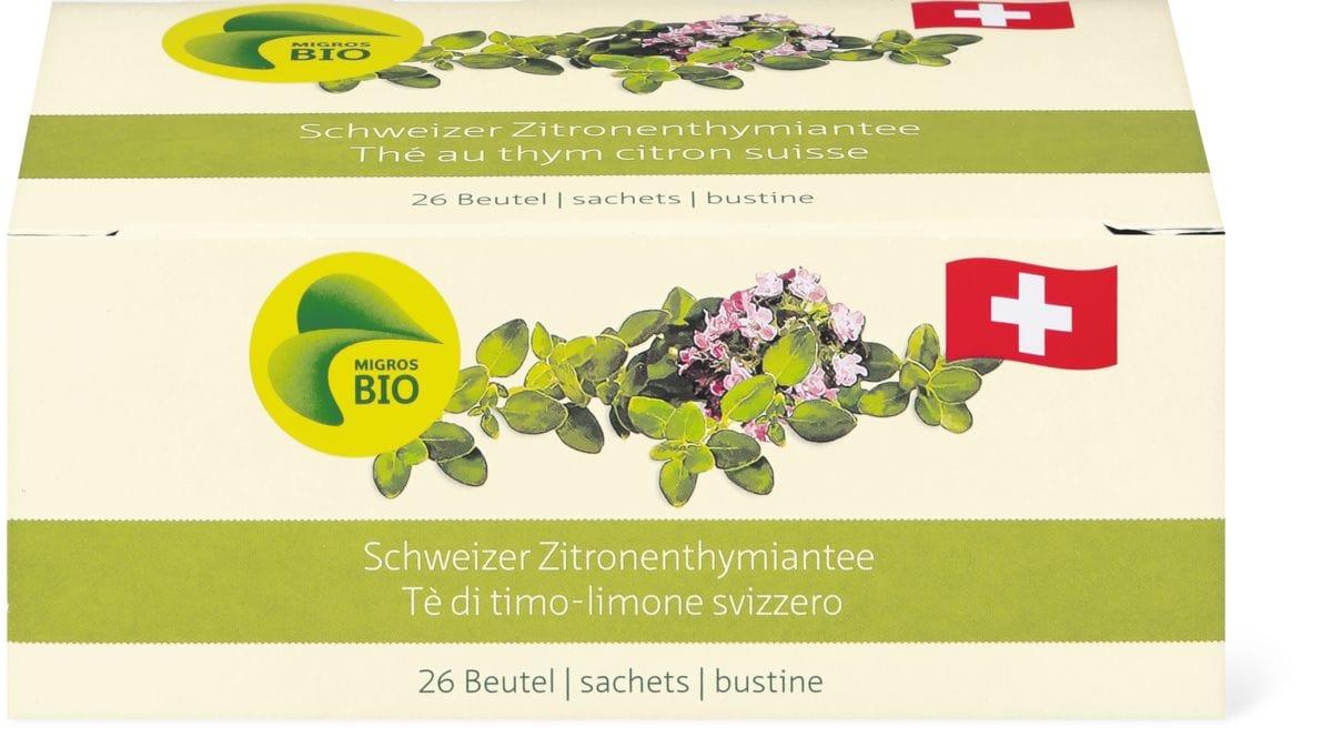 Bio Zitronenthymian Tee 26 Beutel