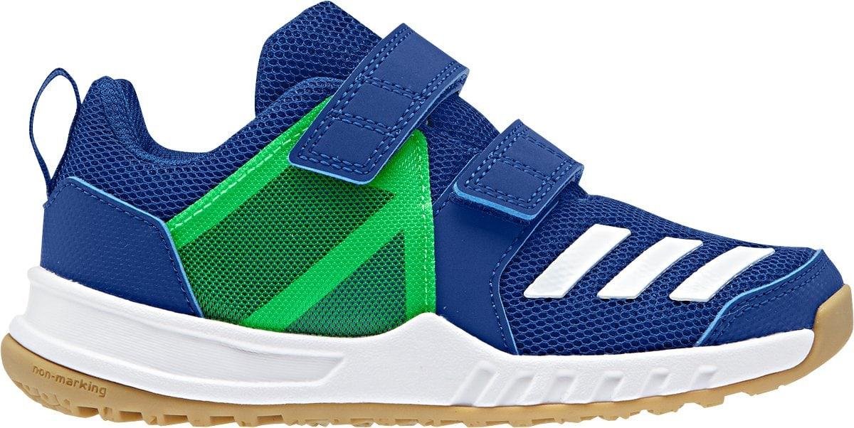 Adidas FortaGym CF Chaussures d'intérieur pour enfant