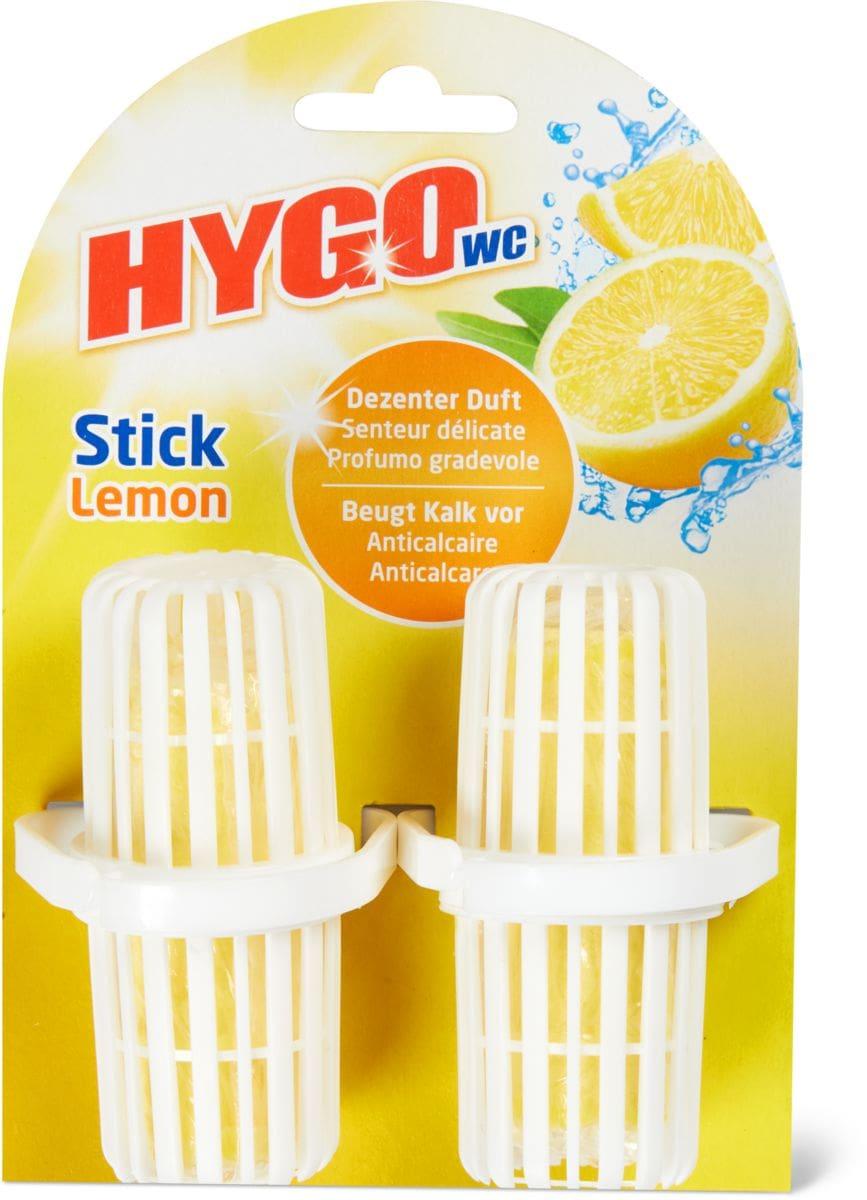 Hygo WC Fresh Stick Lemon Original