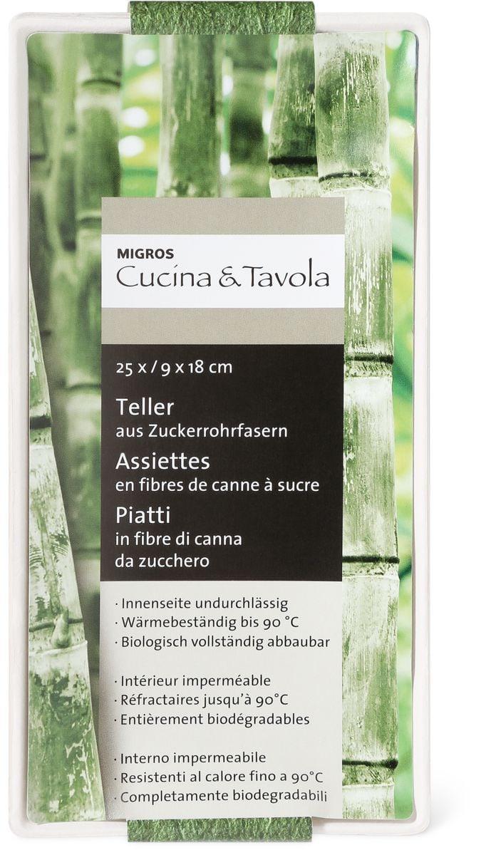 c&t Teller Komodo 9x18cm