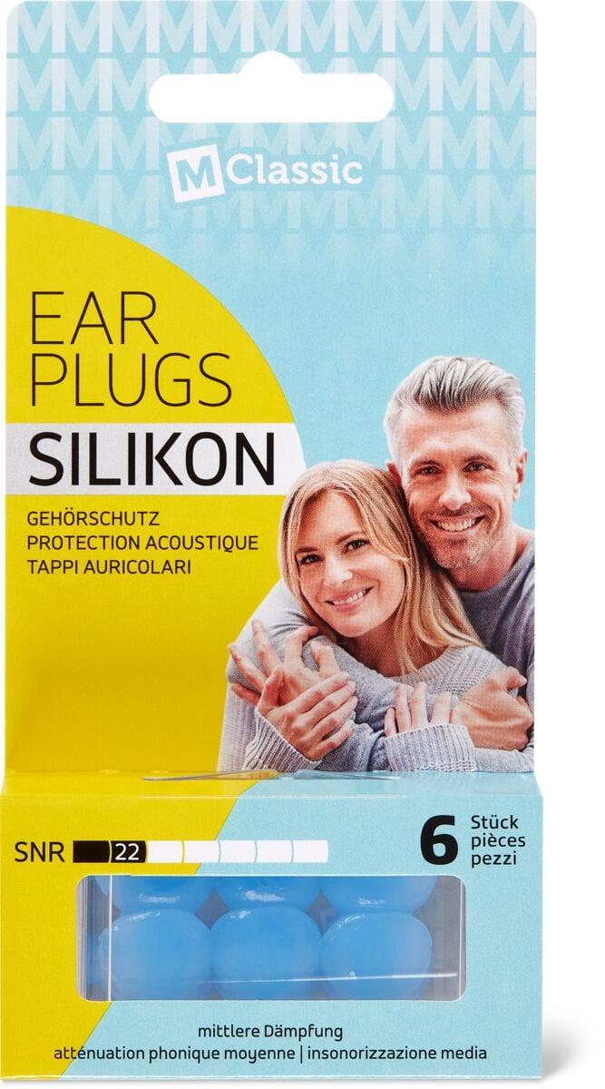 M-Classic Gehörschutz Silikon